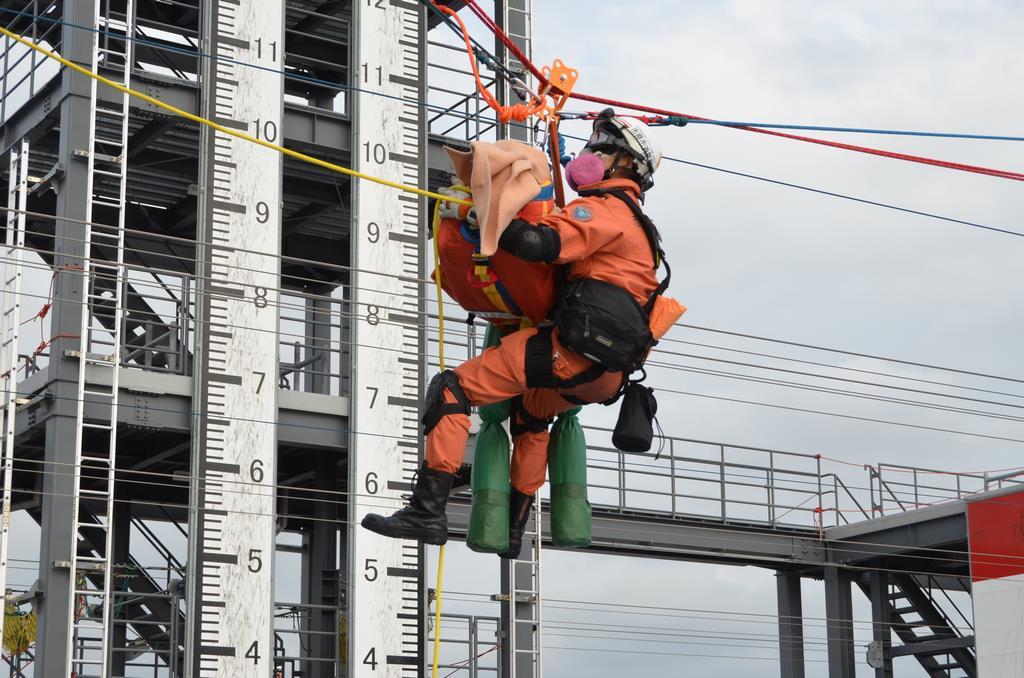 消防 隊 国際 救助 国際緊急援助隊(JDR)について
