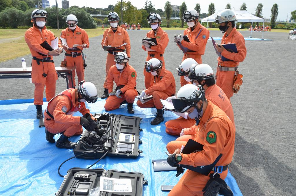 国際 消防 救助 隊